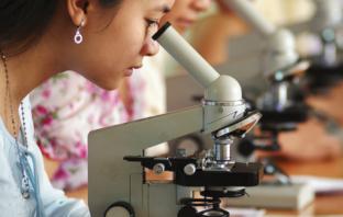 Más científicas mujeres