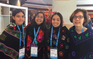 Mexicanas ganadoras en matemáticas
