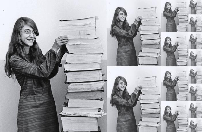 Margaret Hamilton: la ingeniera que nos llevó a la luna