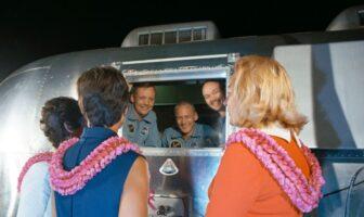 Mujeres y Apollo 11