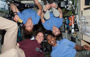 astronautas mujeres