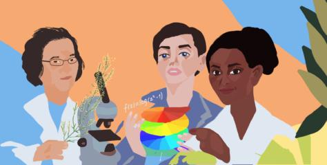 Dedicadas al descubrimiento: siete mujeres científicas que han dado forma a nuestro mundo