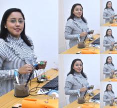 Mariel Pérez: Tecnología para mejorar los cultivos